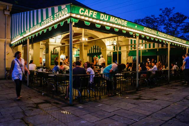 La Cafe Louisiana